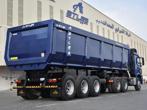 Garbage Compactor - Al Shirawi-ATLAS