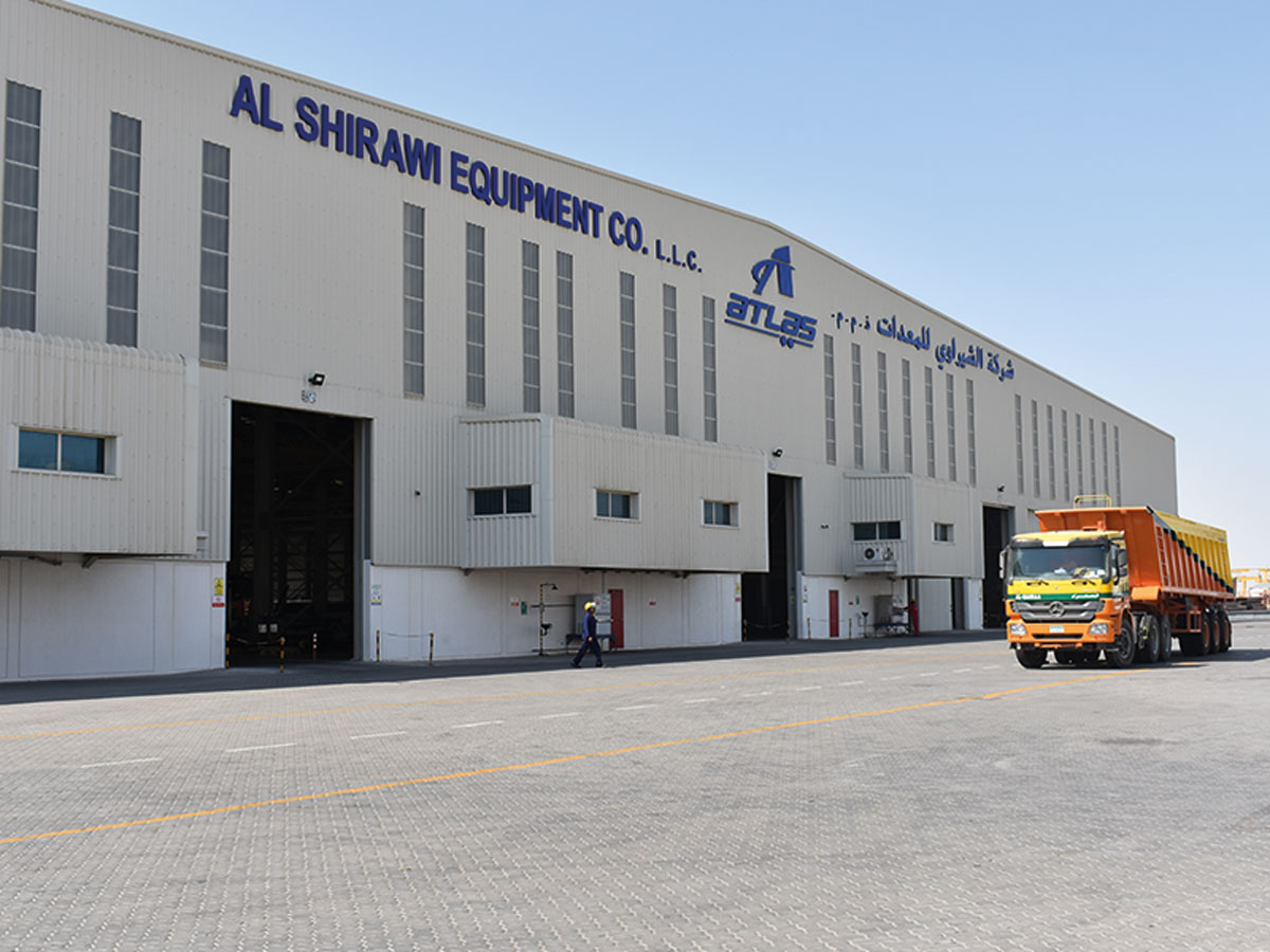 Al Shirawi Equipment Co | Dubai Industrial City