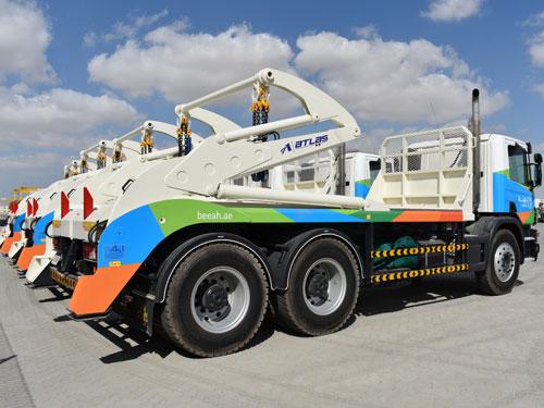 Waste Compactors Suppliers - Al Shirawi-ATLAS