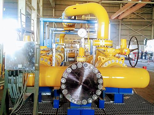 Process Equipment Package - Al Shirawi-ATLAS