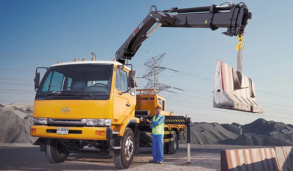 HIAB RENEWS DISTRIBUTION AGREEMENT WITH THOR MIDDLE EAST, NOW PART OF AL SHIRAWI GROUP